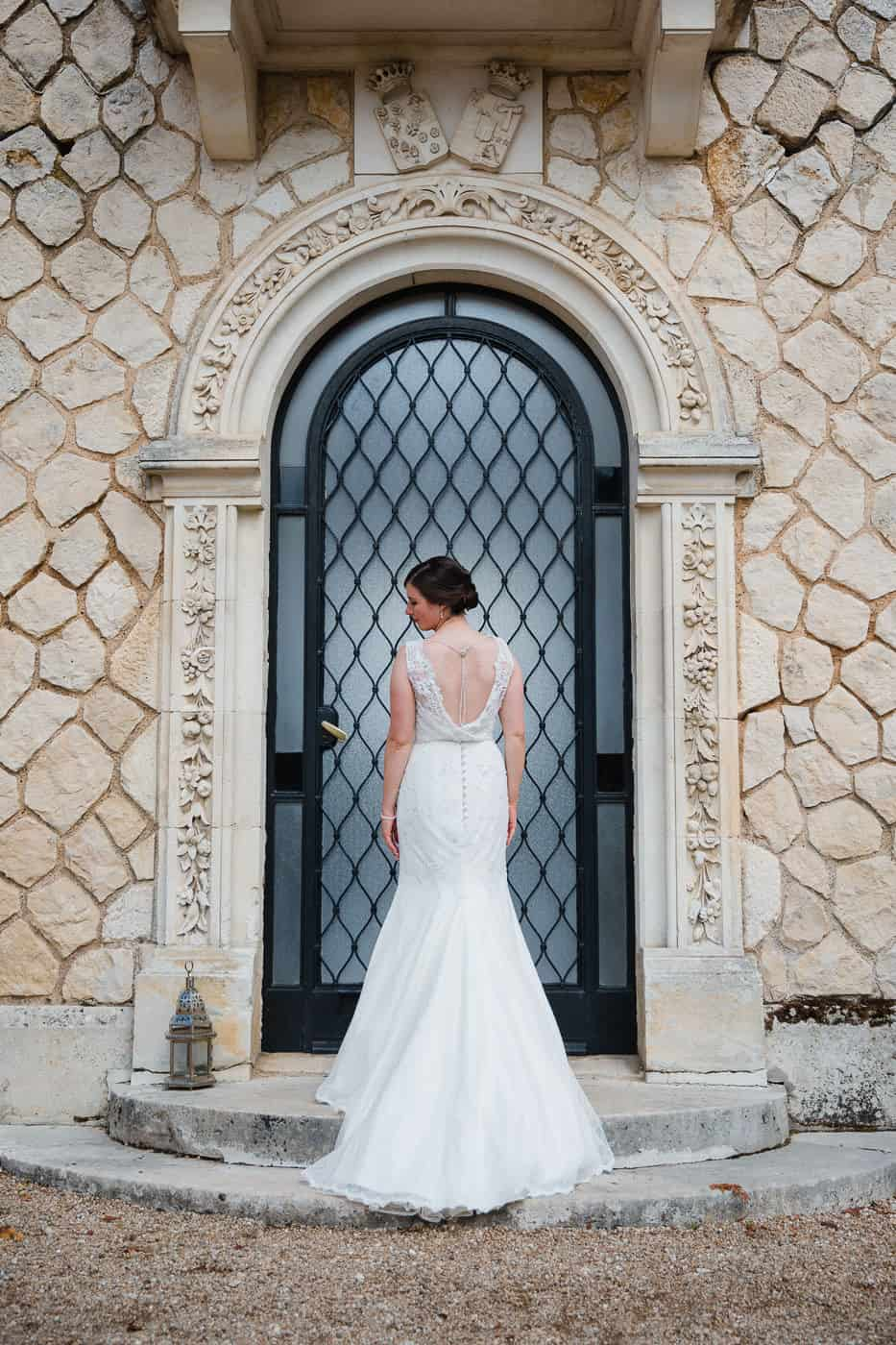Chateau de la Couronne Wedding Photography - Bride