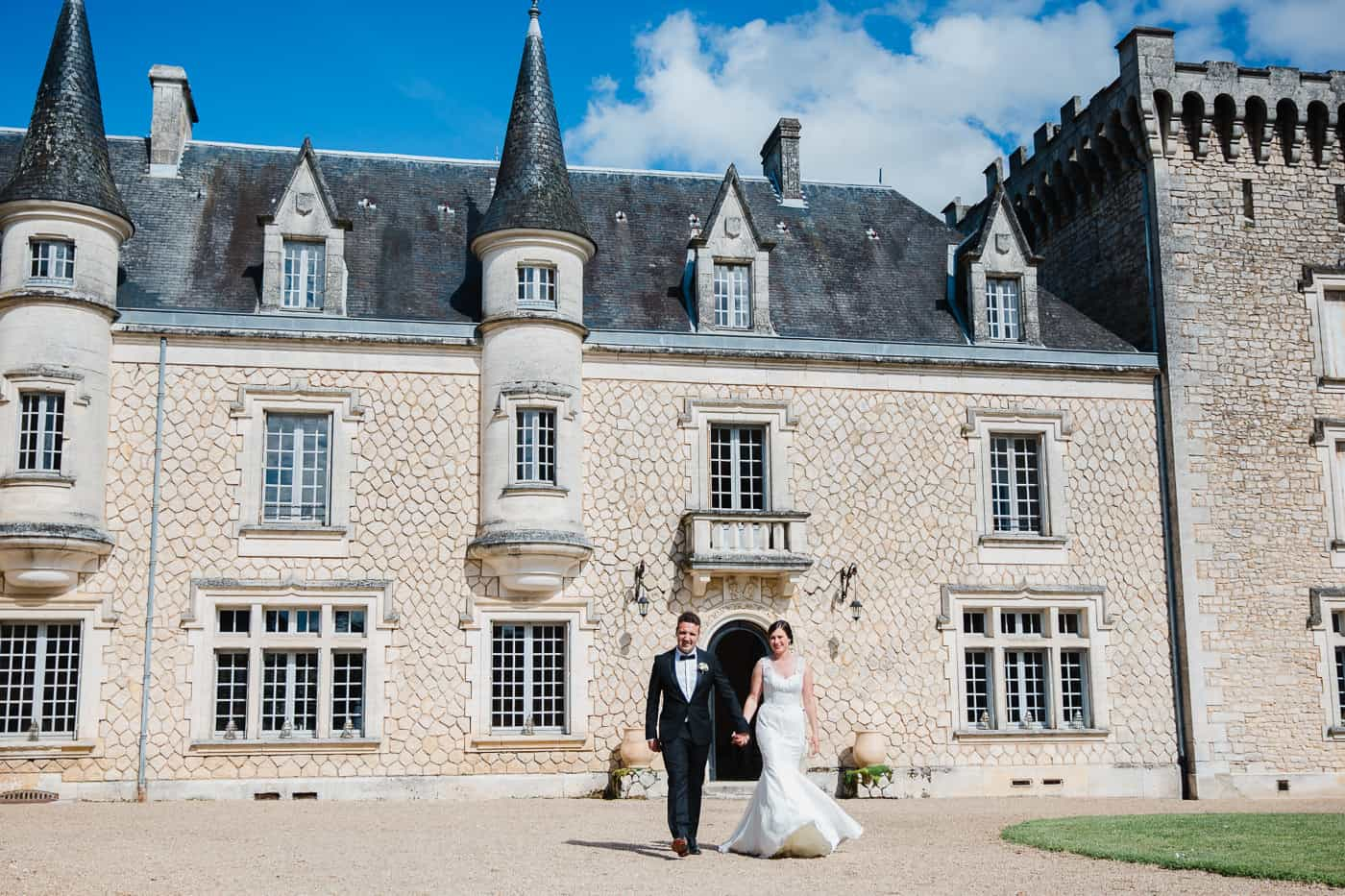 Chateau de la Couronne Wedding Photography