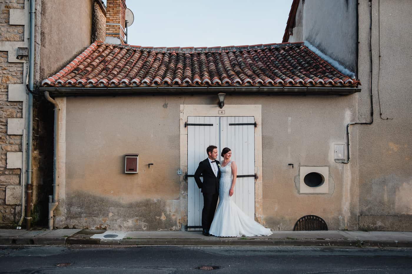 Chateau de la Couronne Wedding Photography - Couple Portraits