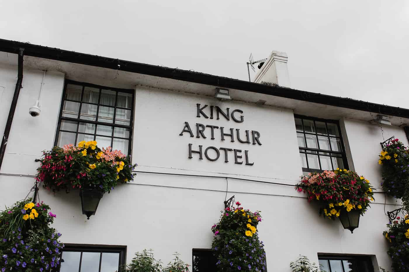 The King Arthur Hotel Michelle Huggleston Photography 1