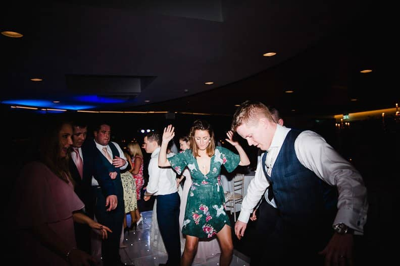 Fairy Hill Wedding Photography - Party