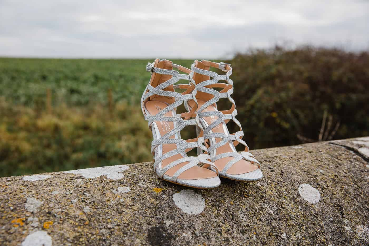 Rosedew Farm Wedding Shoes