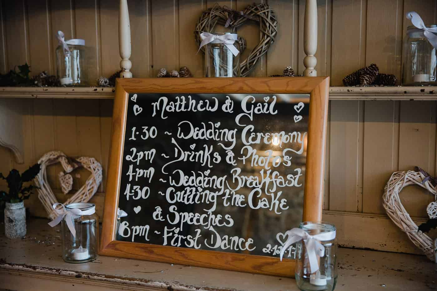 Rosedew Farm Wedding Venue