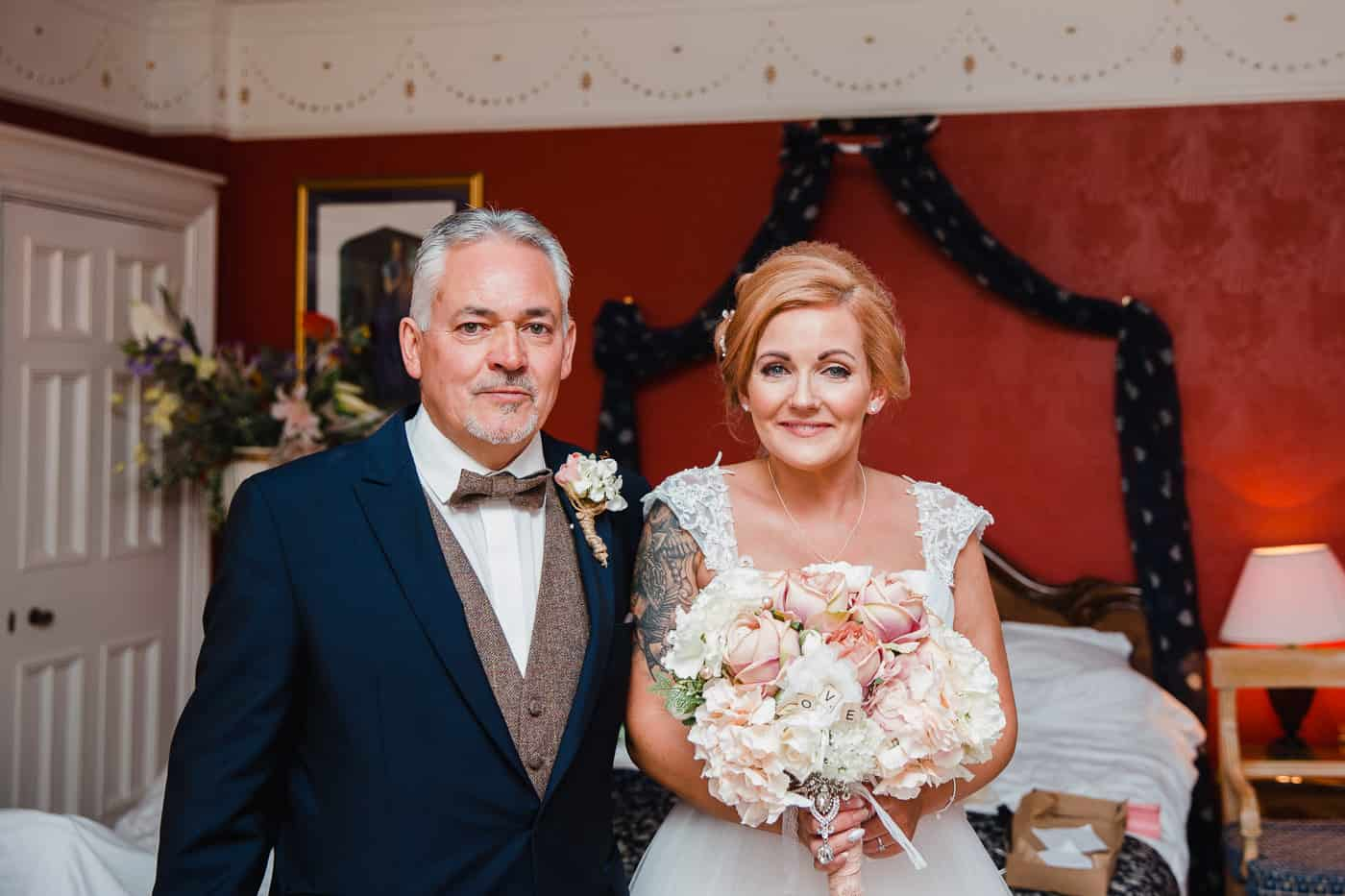 Court-Colman-bride and dad