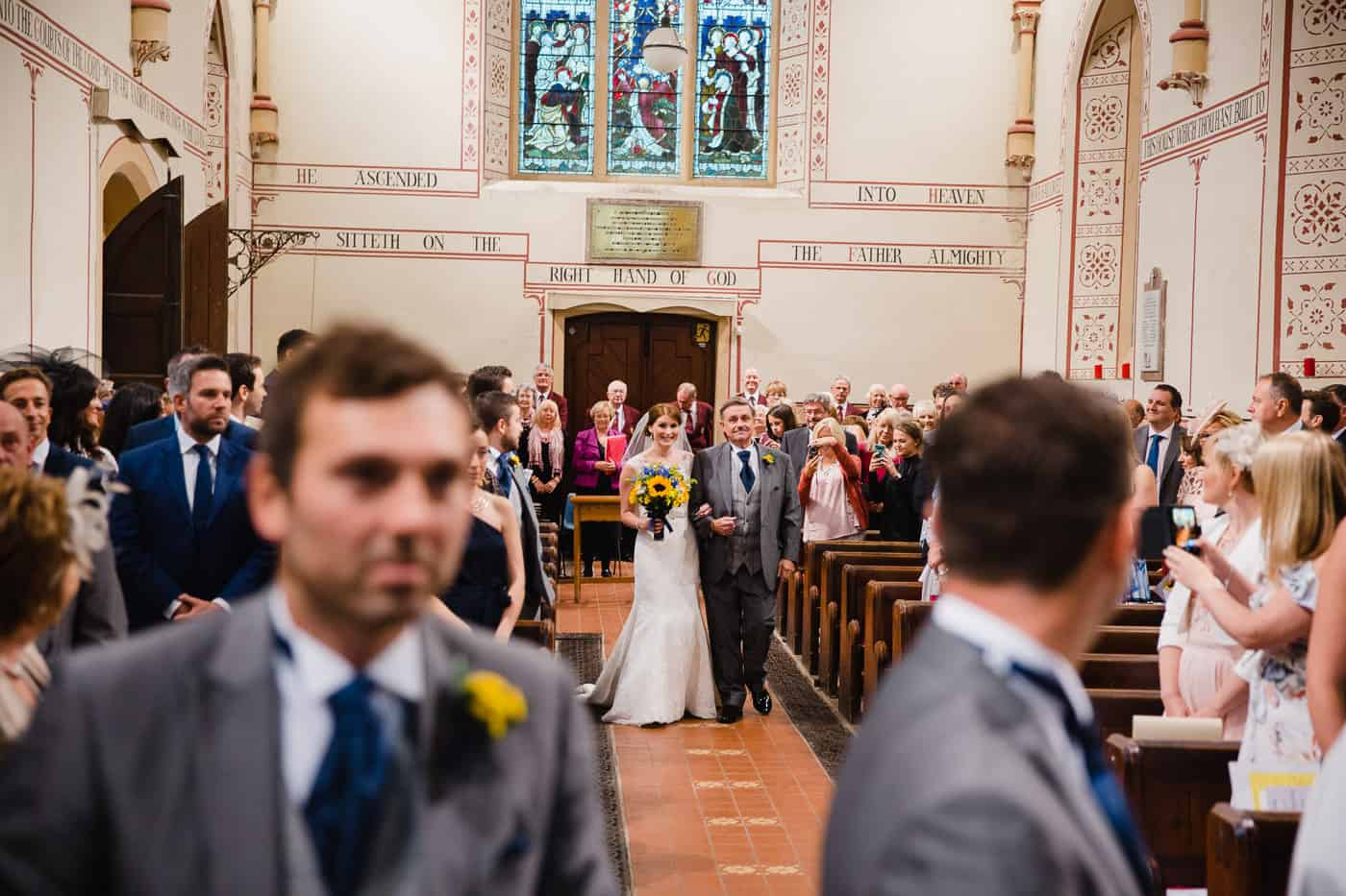 South Wales Wedding Church