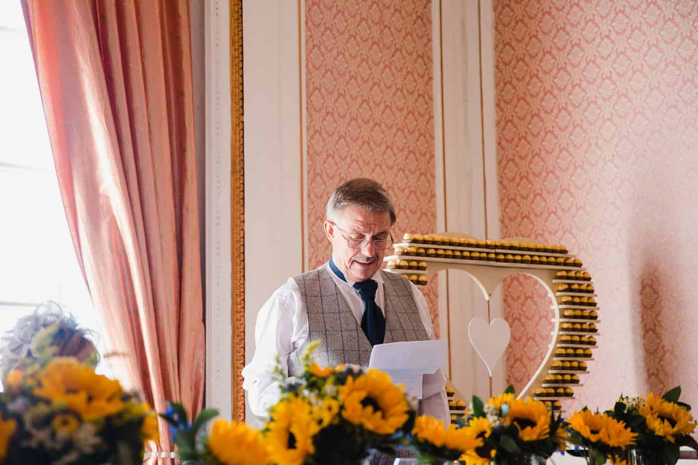 South Wales Wedding Photographer Speeches