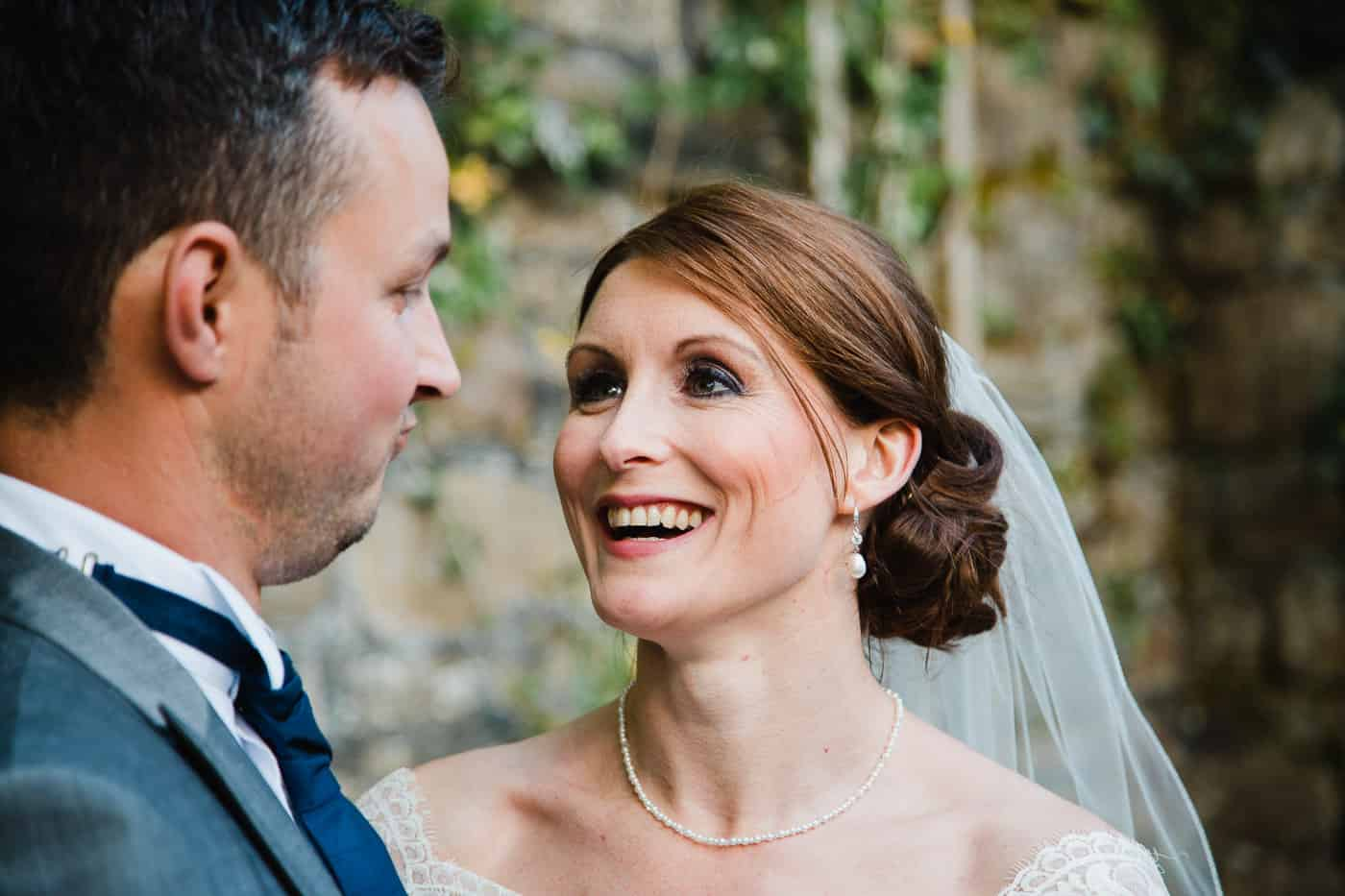 South Wales Wedding Photographer Couples Portraits Laughter