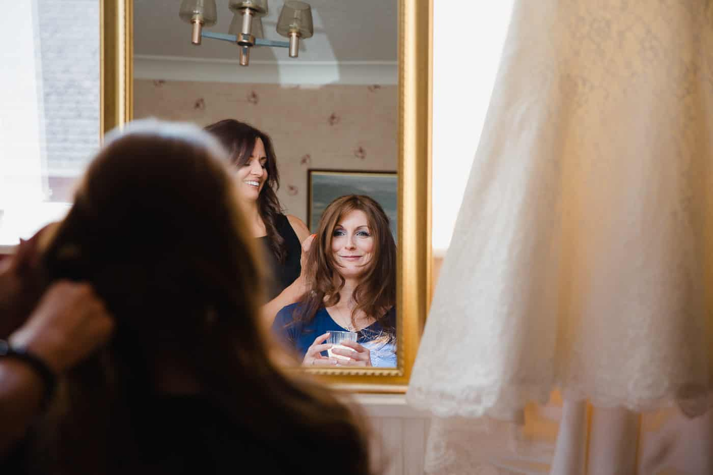 South-Wales-Wedding-Photographer Bridal Prep