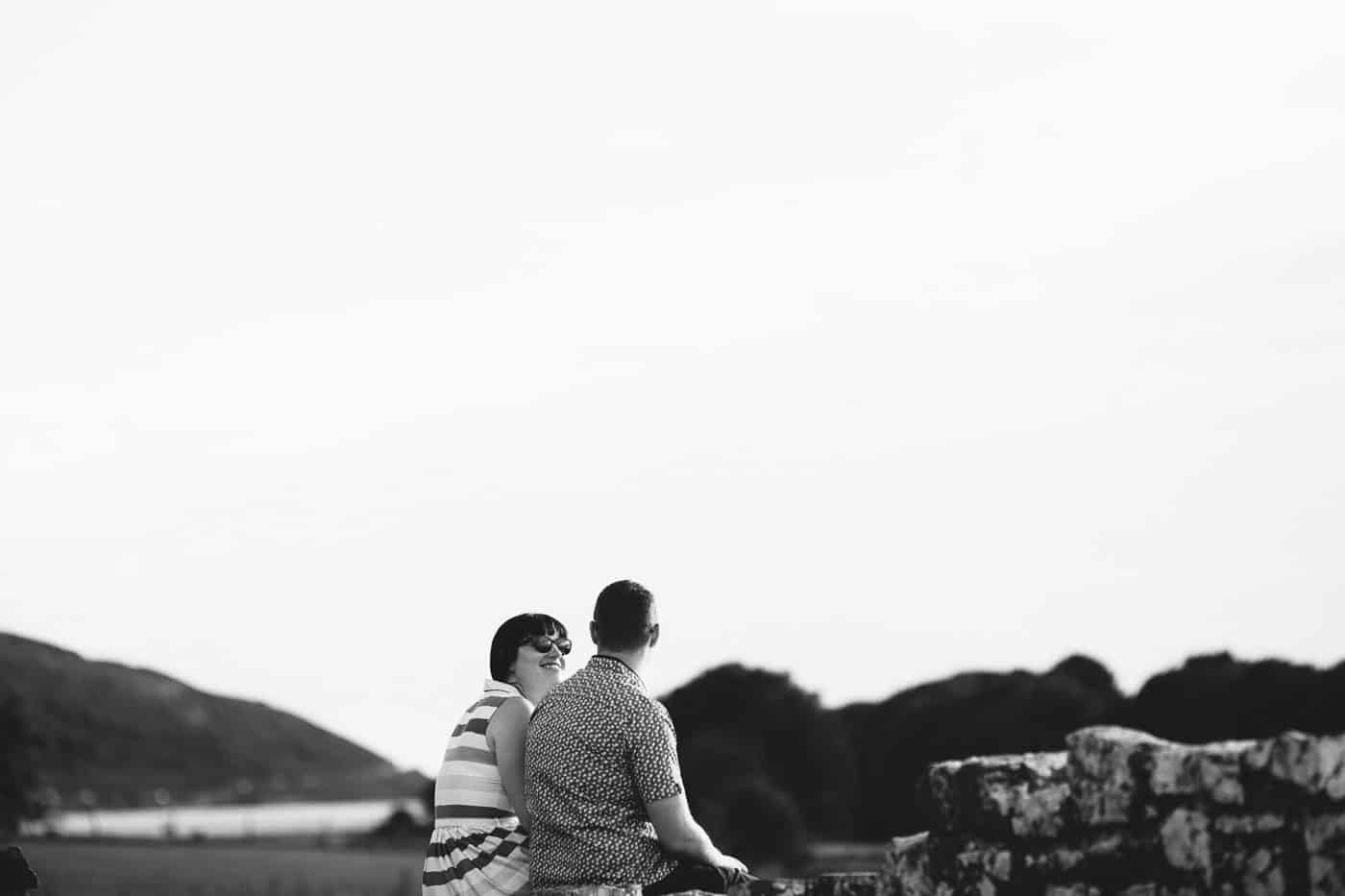 Ogmore Castle Couples Session 8