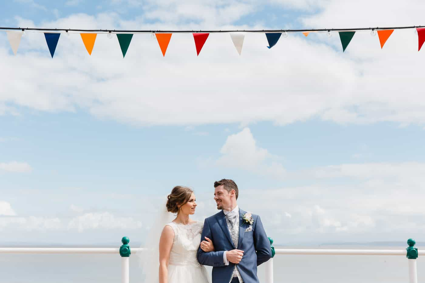 Penarth Wedding Photography - Couples Session