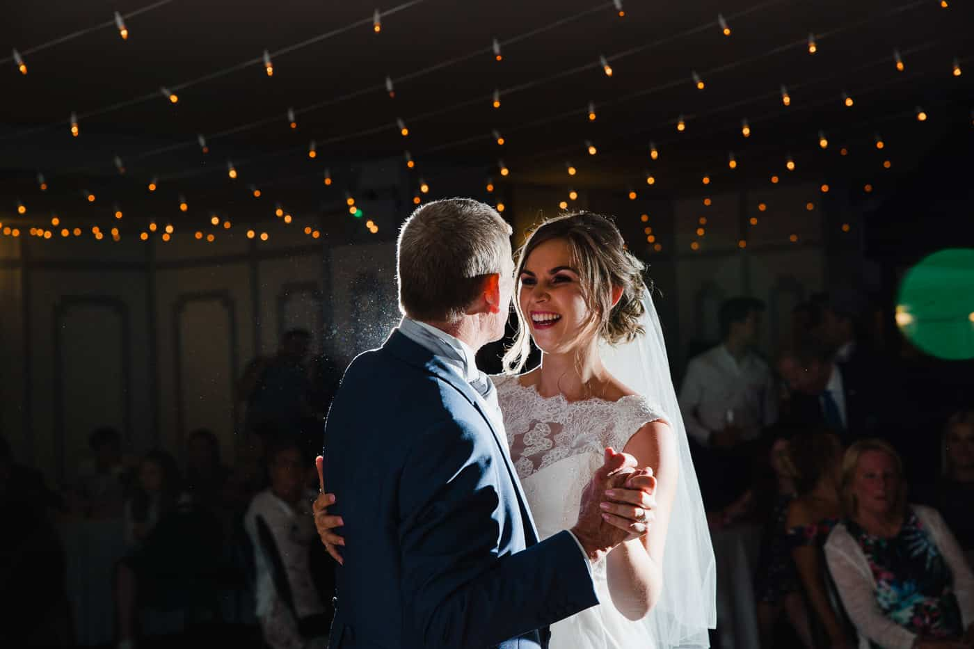 Maes Manor Wedding Venue - Father Daughter Dance
