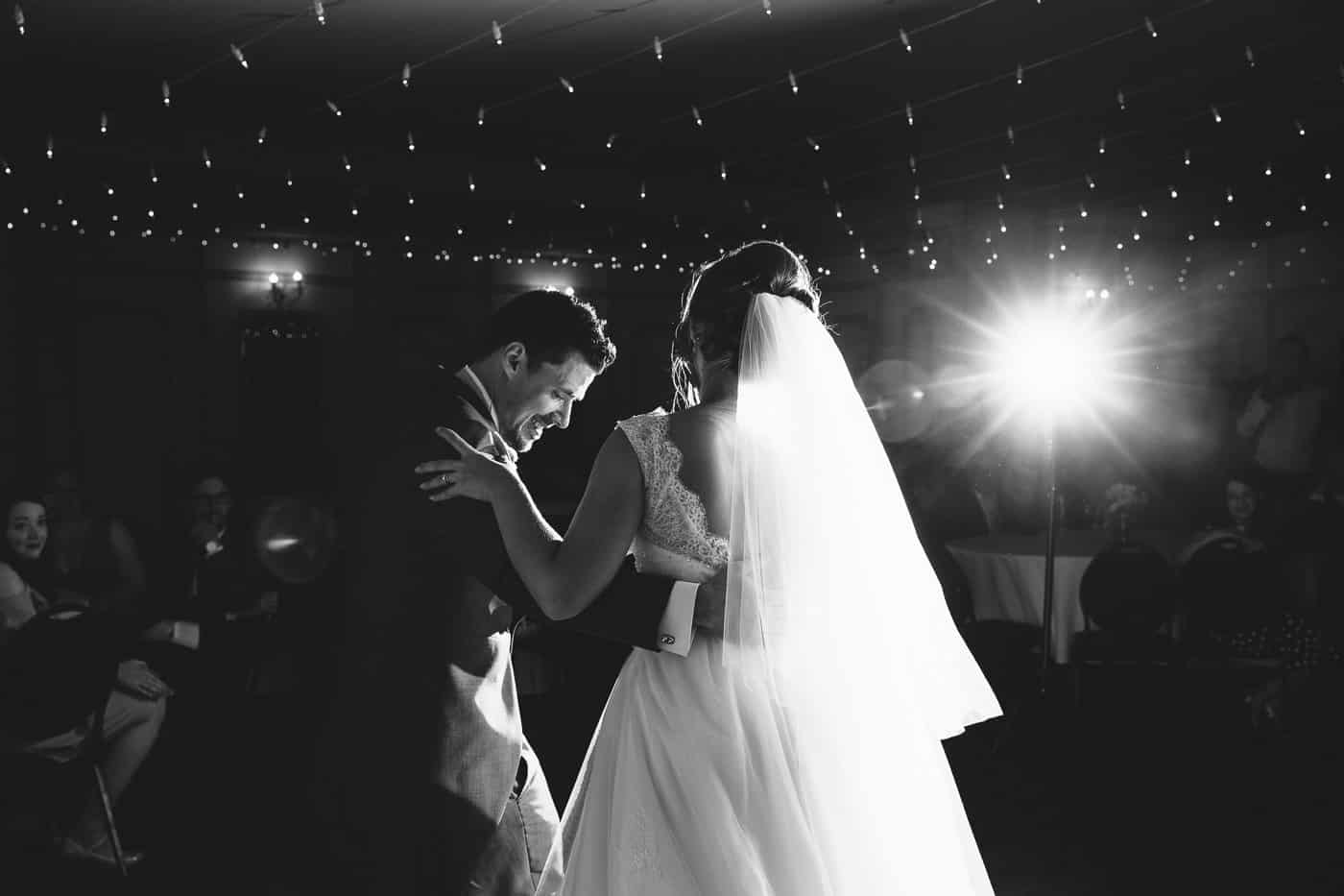 Maes Manor Wedding Venue - First Dance