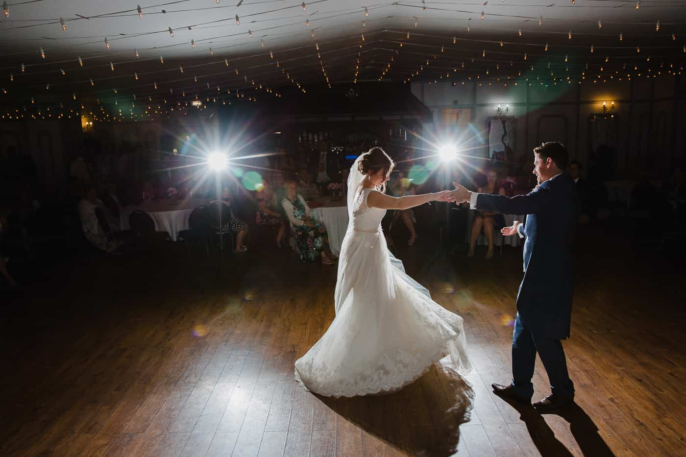 Maes Manor Wedding - First Dance
