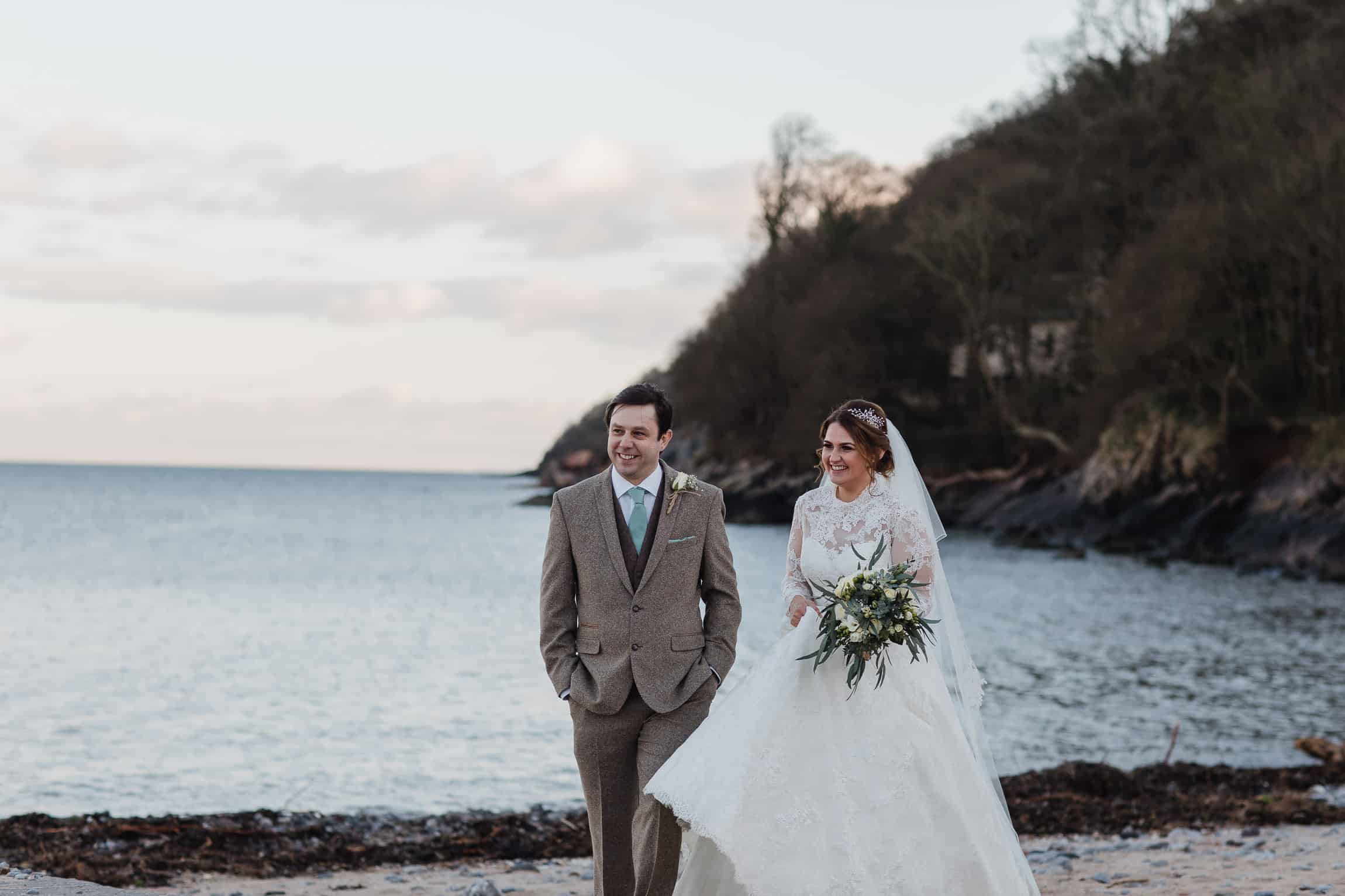 Oxwich-Bay-Wedding-Photography