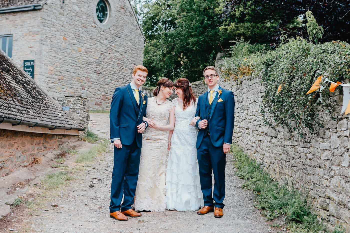 book themed wedding michelle huggleston 18