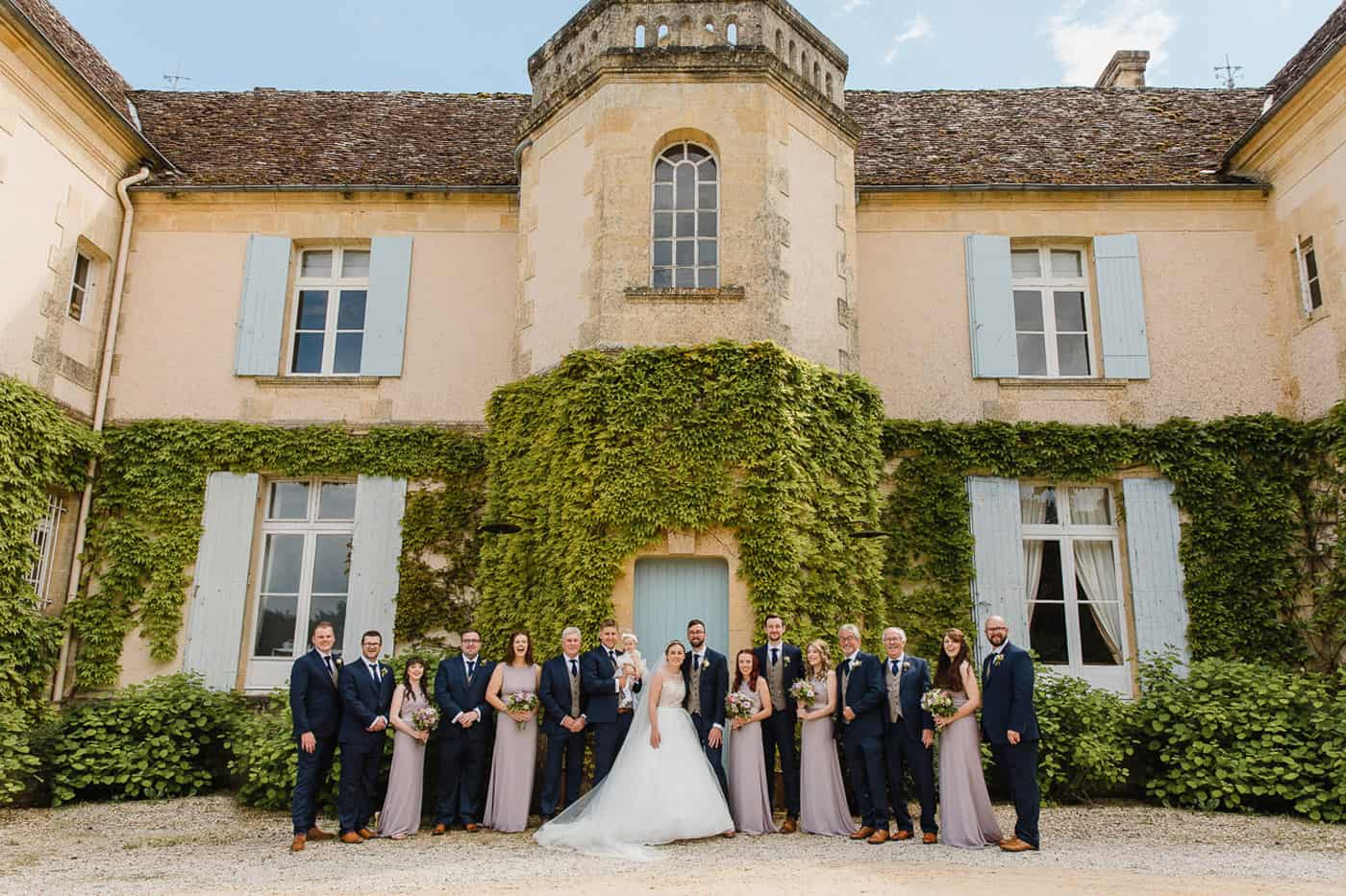 French Destination Wedding Michelle Huggleston Photography 51