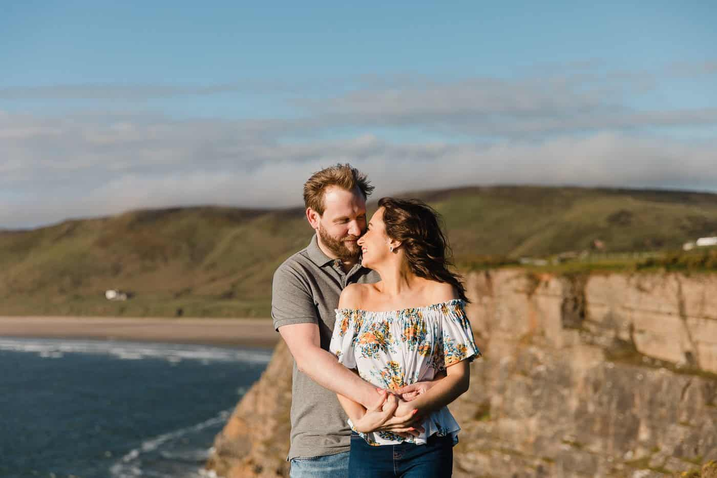 South Wales Engagement Photography 15