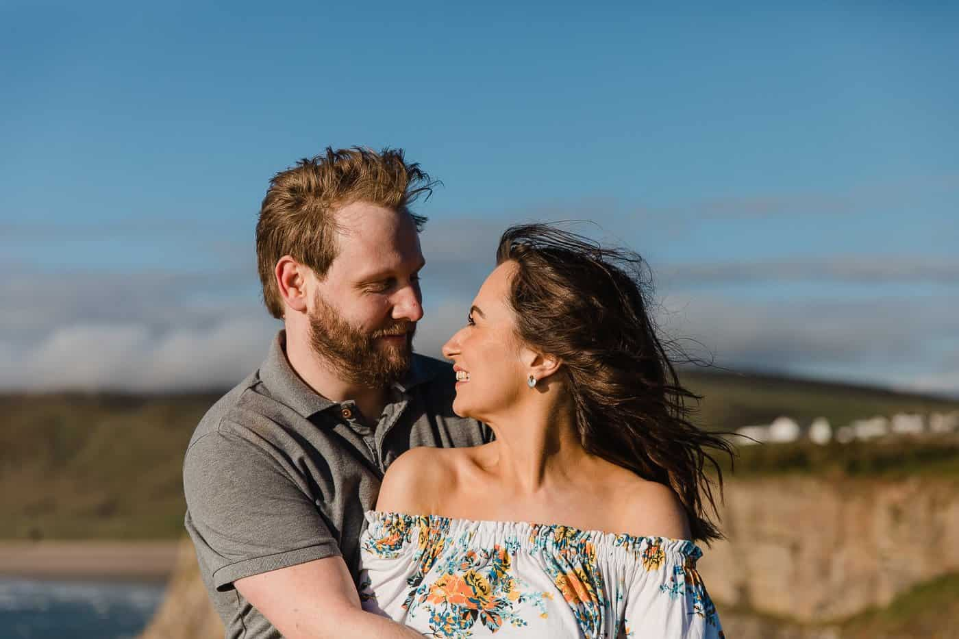 South Wales Engagement Photography 16