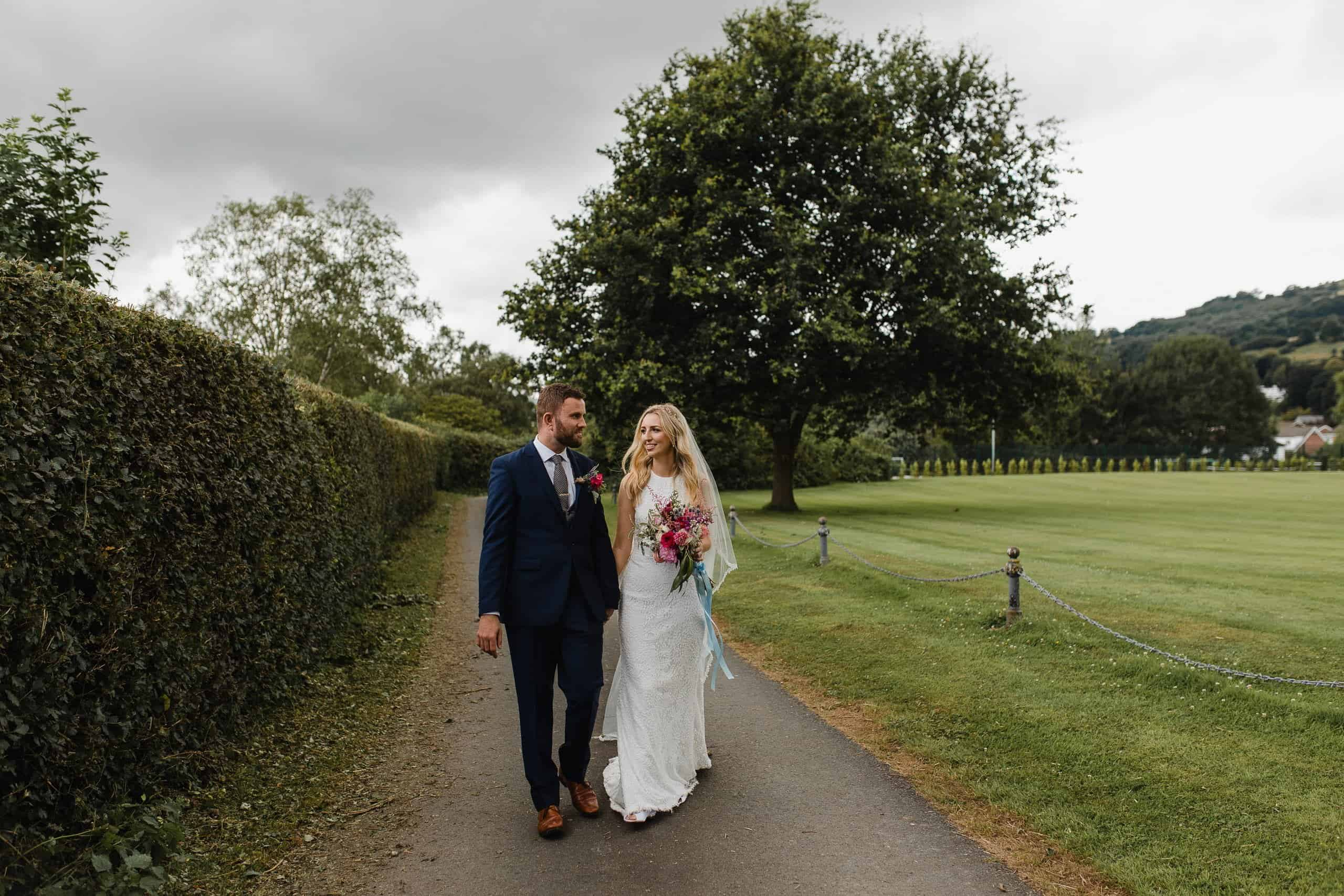 Porthmawr Country House Wedding