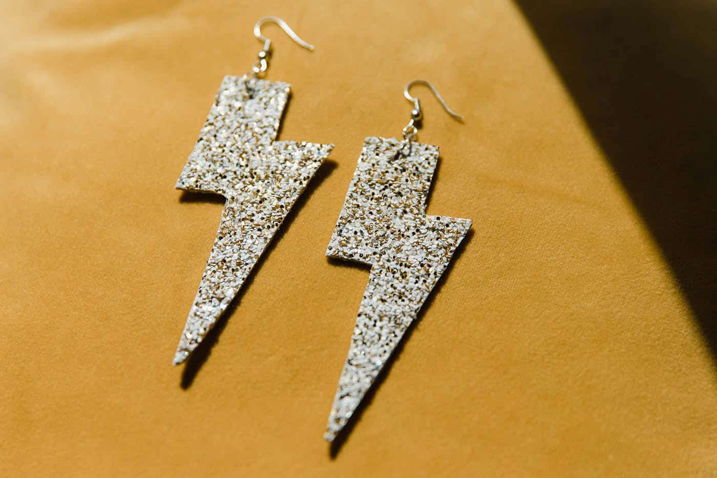 alternative wedding earrings